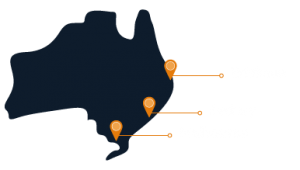 Elabor8 offices Australia: Melbourne, Sydney, Brisbane