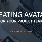 Creating Avatars blog header