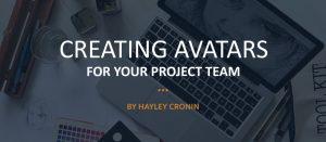 Creating Avatars blog header